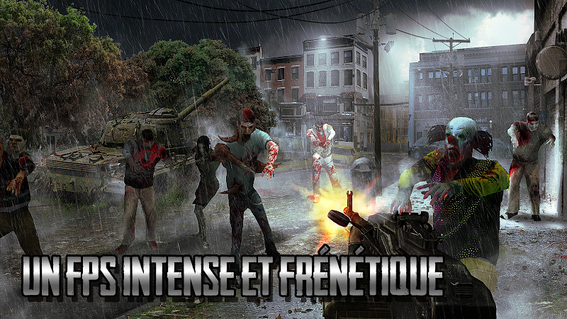 télécharger gratuitement Zombie Hunter Survive the Undead Horde Apocalypse PC et Mac