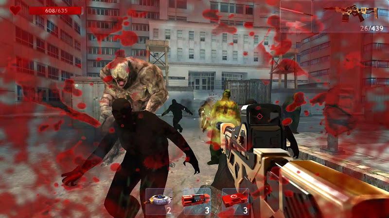 télécharger gratuitement Zombie Objective PC et Mac