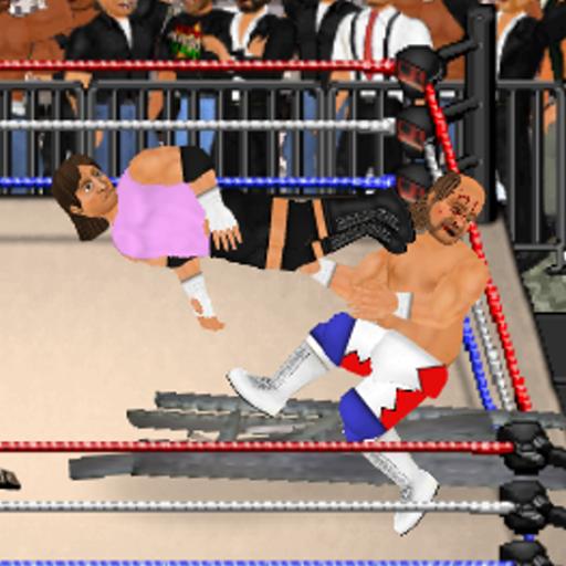 Téléchargement Wrestling Revolution pour PC et Mac