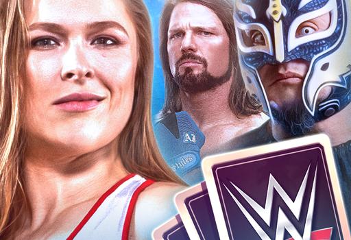 Téléchargement WWE SuperCard Jeu de cartes multijoueur pour PC et Mac